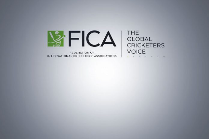 FICA,Indian Cricketers Association,Board of Control for Cricket in India,BCCI,FICA Executive
