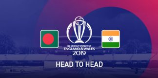 ICC World Cup 2019 Live,ICC Cricket World Cup 2019 Live,India vs Bangladesh Live,India vs Bangladesh head to head matches,India vs Bangladesh head to head
