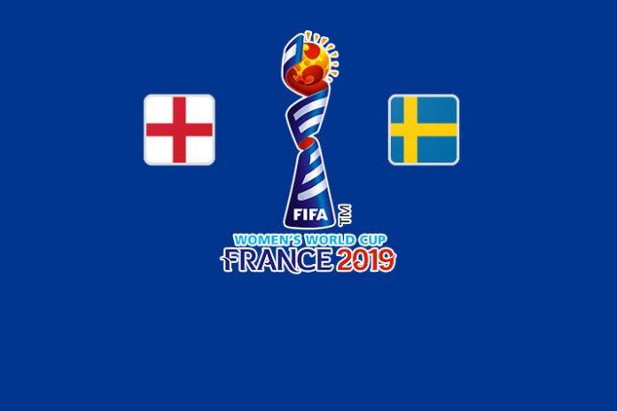 FIFA Women's World Cup 2019,FIFA Women's World Cup 2019 Live,FIFA Women's World Cup Live,England vs Sweden Live,Watch England vs Sweden Live