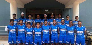 Hockey India,Indian men's Hockey team,Indian Hockey team,Manpreet Singh,Harmanpreet Singh