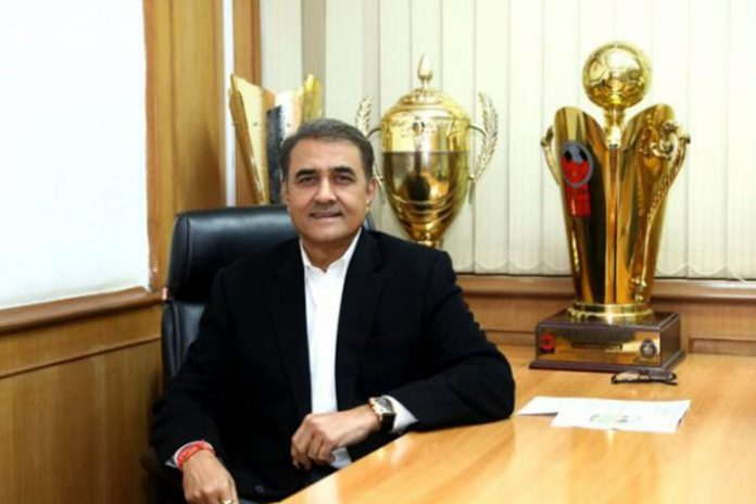 AIFF President's long-term plan for I-League