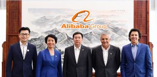 Alibaba Group,2022 Winter Olympic Games,Olympic Games 2022,Olympic Games,Sports Business News