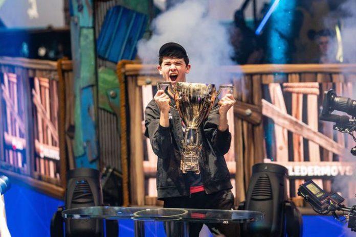 Fortnite Tournament Winner : Bugha