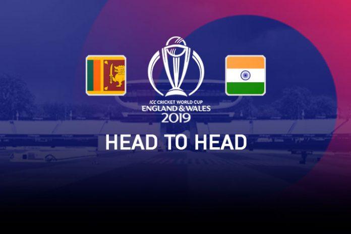 ICC World Cup 2019 Live,ICC Cricket World Cup 2019 Live,Watch ICC World Cup 2019 Live,India vs Sri Lanka head to head,India vs Sri Lanka head to head matches