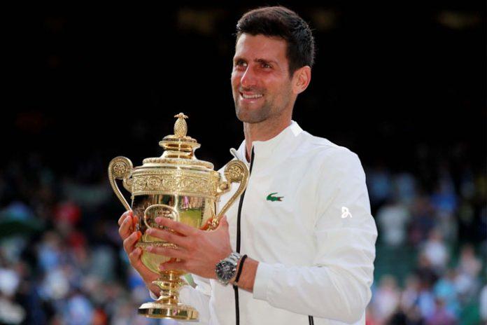 Roger Federer,Novak Djokovic,Novak Djokovic prize money,Wimbledon 2019,Sports Business News