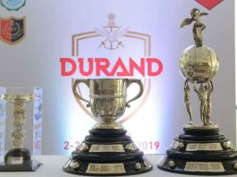 Durand Cup brings a lot more to the City of Joy