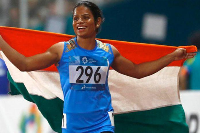 Dutee wins 100m gold in World Universiade, creates history