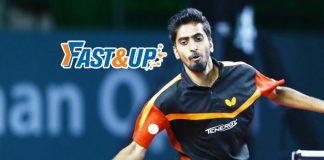 Fast & Up,Fast & Up Partnerships,Indian Table Tennis Players,Sathiyan Gnanasekaran,Sports Business News India