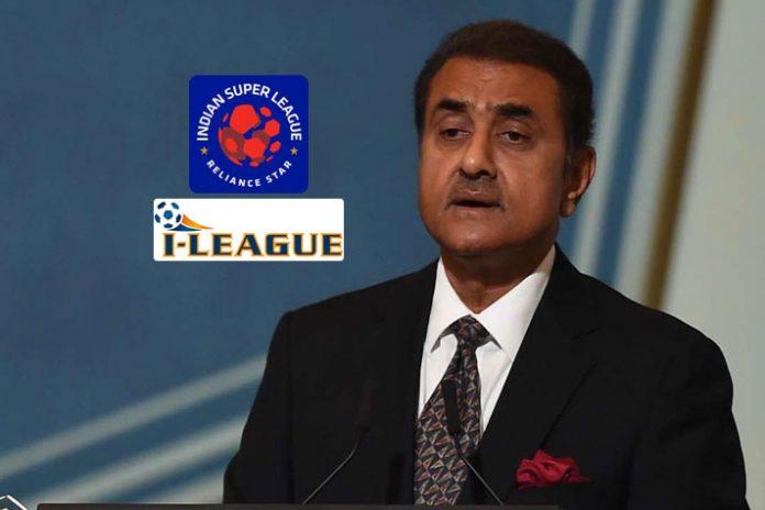 AIFF,All India Football Federation,I-League,Indian Super League,Sports Business News India