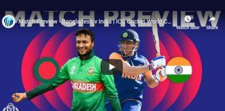 ICC Cricket World Cup,ICC Cricket World Cup 2019,India vs Bangladesh,India vs Bangladesh match preview,Cricket World Cup 2019