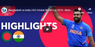 ICC World Cup 2019 Highlights,ICC Cricket World Cup 2019 Highlights,Watch ICC World Cup 2019 Highlights,India vs Bangladesh Highlights,Watch India vs Bangladesh Highlights