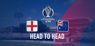 ICC World Cup 2019 Live,ICC Cricket World Cup 2019 Live,Watch ICC World Cup 2019 Live,England vs Australia Head to head,England vs Head to head matches