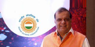 IOA,Indian Olympic Association,Taekwondo Federation of India,Taekwondo India,IOA president