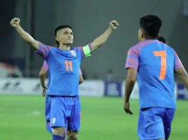 Impressed with progress of Indian football Rijiju makes this promise