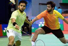 Kashyap, Sourabh enter prequarterfinals of Canada Open