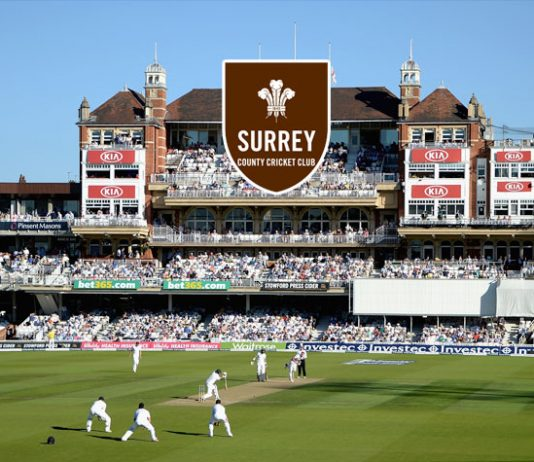 Kennington Oval creates a commercial English sports