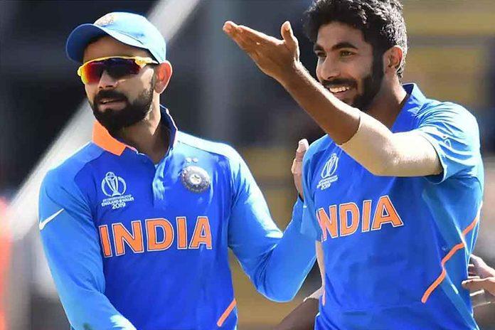 Virat Kohli,Virat Kohli Rankings,Jasprit Bumrah,Jasprit Bumrah Rankings,ICC ODI rankings