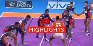 PKL 2019 Highlights,PKL 2019 Season 7,Vivo Pro Kabaddi League 2019,Bengal WarriorsvsPuneri Paltan Highlights,Watch Bengal WarriorsvsPuneri Paltan Highlights