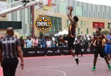 3x3 Pro Basketball League second season from August 2