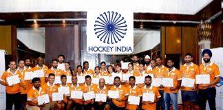 Hockey India,Hockey India Coaching,Hockey India Coaching Education Pathway,FIH,Indian Hockey Team