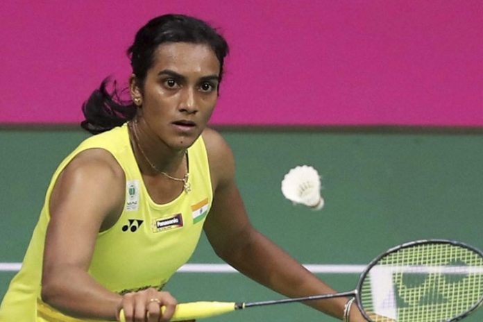 Sindhu battles past Blichfeldt to enter Indonesia Open quarters