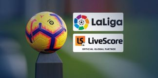 LaLiga,LaLiga Sponsorships,LIVESCORE,LIVESCORE Sponsorship,Sports Business News