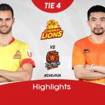 UTT 2019,UTT 2019 Highlights,Chennai Lions roar vs Puneri Paltan,Ultimate Table Tennis,UTT Highlights