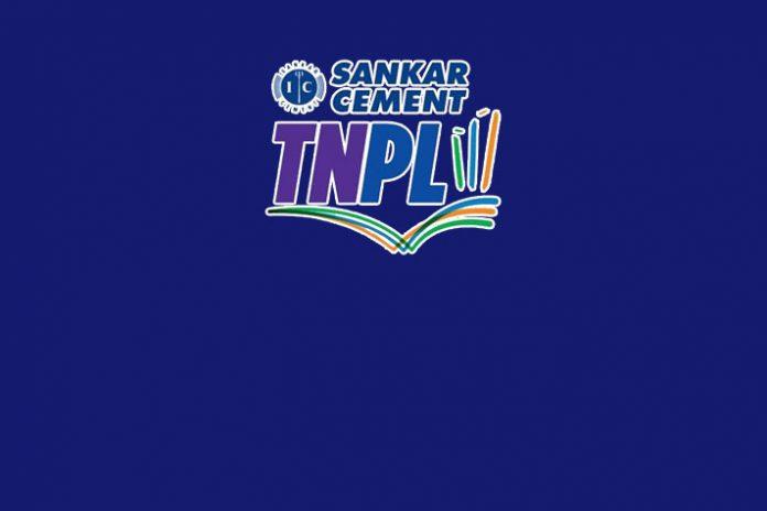 TNPL,TNPL 2019,TNPL 2019 player draft,TNPL 2019 Season 4,TNPL Season 4