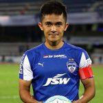 Women's football team striker Sanju draws inspiration from Chhetri