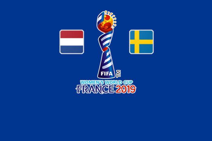 FIFA Women's World Cup 2019,FIFA Women's World Cup 2019 Live,FIFA Women's World Cup Live,Netherlands vs Sweden Semi final Live,Watch Netherlands vs Sweden Semi final Live