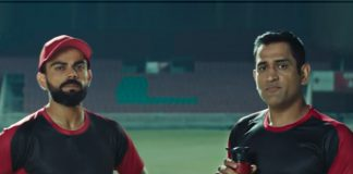 Virat Kohli,MS Dhoni,Boost Campaign,Exams are On campaign,Sports Business News India