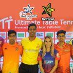 UTT 2019 Live,Ultimate Table Tennis 2019,UTT 2019 Schedule,Star Sports Live,Ultimate Table Tennis 2019 Live