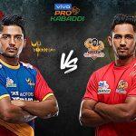 PKL 2019 Live,PKL 2019 Season 7 Live,Vivo Pro Kabaddi League 2019 Live,U.P. Yoddha vs Gujarat Fortunegiants Live,Watch U.P. Yoddha vs Gujarat Fortunegiants Live
