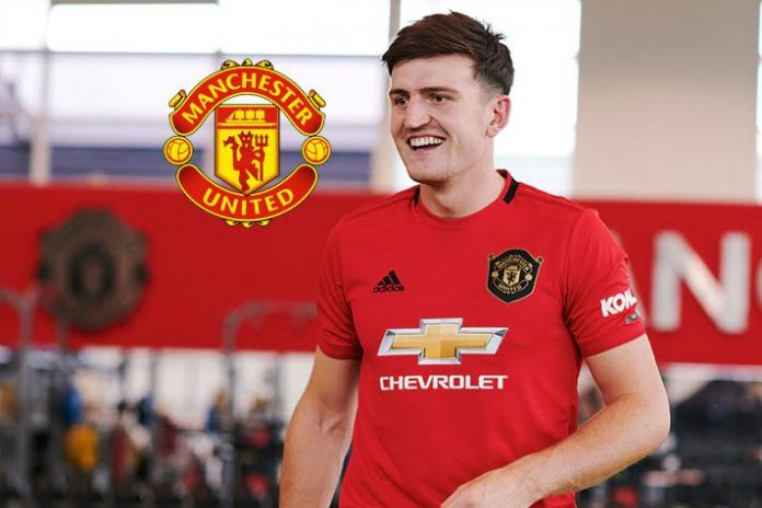Harry Maguire,Manchester United,Harry Maguire fees,Harry Maguire earnings,Sports Business News