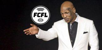 Fan-Controlled Football League,FCFL,FCFL Football League,Mike Tyson,FCFL Team owner