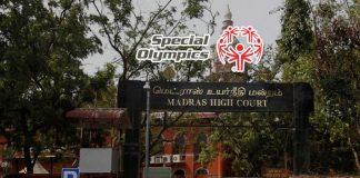 Special Olympics Bharat,Madras High Court,Tamil Nadu government,Special Olympics Bharat Director,J Paul Devasagayam