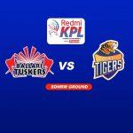 Karnataka Premier League 2019 Live,KPL 2019 Final Live,Karnataka Premier League 2019,Ballari Tuskers VS Hubli Tigers Live,Star Sports Live