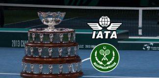 India-Pakistan Davis Cup,Davis Cup,All India Tennis Association,International Tennis Federation,ITF