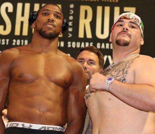 Amnesty International,Anthony Joshua,Andy Ruiz Jr,World Boxing Super Series,Anthony Joshua vs Andy Ruiz Jr. match