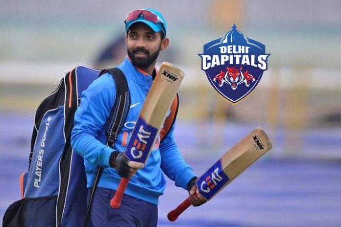 IPL 2020,Indian Premier League 2020,Indian Premier League,Ajinkya Rahane,Delhi Capitals
