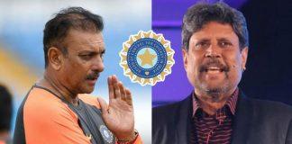 BCCI,Indian Cricket team,Indian cricket team's head coach,Indian cricket team coach jobs,Ravi Shastri