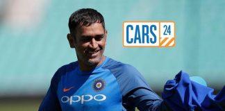 MS Dhoni,Mahendra Singh Dhoni,CARS24,CARS24 Partnerships,Sports Business News India