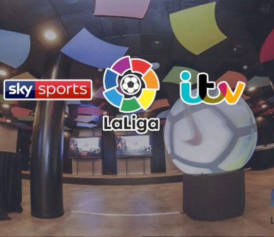 LaLiga,LaLiga Live,LaLiga Broadcasting rights,LaLiga UK Live,ITV Live