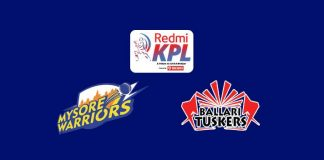 Karnataka Premier League 2019 Live,KPL 2019 Live,Karnataka Premier League 2019,Mysuru Warriors vs Ballari Tuskers Live,Star Sports Live