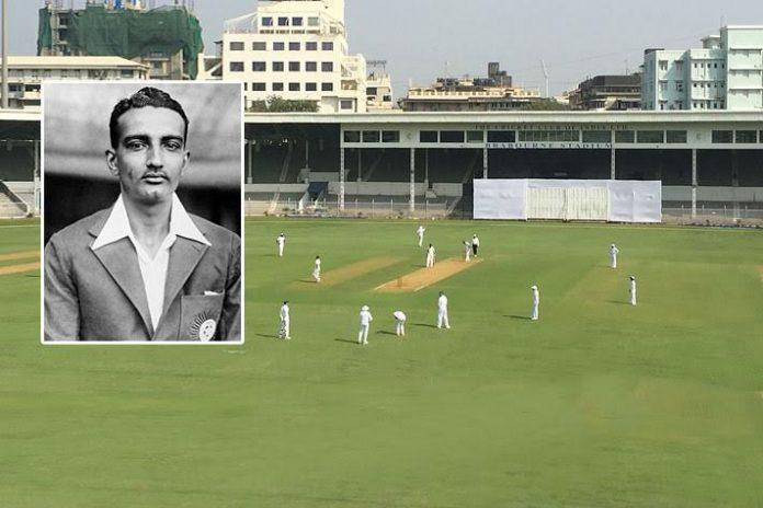 Cricket Club of India,CCI,CCI Mumbai,Cricket Club of India Mumbai,Vijay Merchant