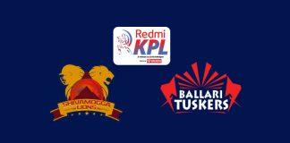 Karnataka Premier League 2019 Live,KPL 2019 Live,Karnataka Premier League 2019,Shivamogga Lions vs Ballari Tuskers Live,Star Sports Live