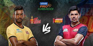 PKL 2019 Live,PKL 2019 Season 7 Live,Vivo Pro Kabaddi League 2019 Live,Telugu Titans vs Bengaluru Bulls Live,Watch Telugu Titans vs Bengaluru Bulls Live