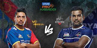 PKL 2019 Live,PKL 2019 Season 7 Live,Vivo Pro Kabaddi League 2019 Live,U.P. Yoddha vs Haryana Steelers Live,Watch U.P. Yoddha vs Haryana Steelers Live