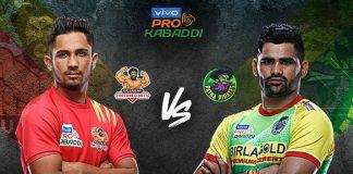 PKL 2019 Live,Pro Kabaddi Live,Pro Kabaddi League 2019 Live,Gujarat Fortunegiants vs Patna Pirates Live,Star Sports Live