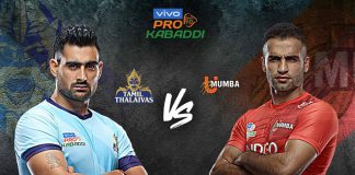 PKL 2019 Live,Pro Kabaddi Live,Pro Kabaddi League 2019 Live,U Mumba vs Tamil Thalaivas Live,Star Sports Live